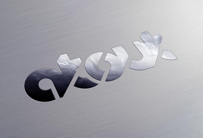 Metallic-Logo