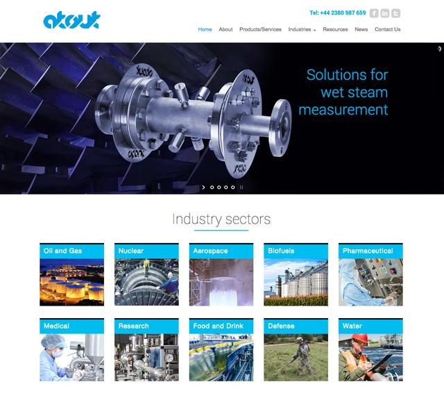 Atout Website
