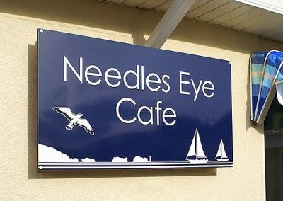Needles Eye Cafe
