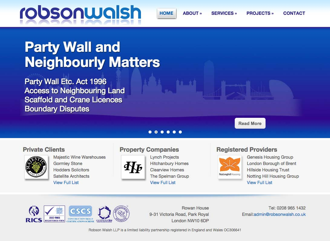 RobsonWalsh-Website