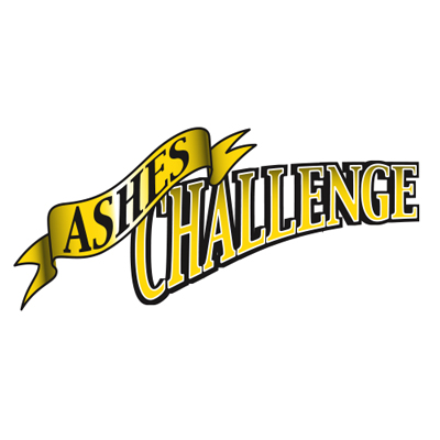 Ashes Challenge Logo