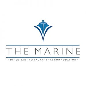 The Marine Logo