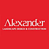Alexander Landscapes logo
