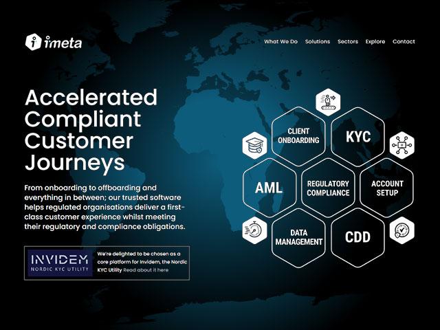 iMeta Homepage 2020